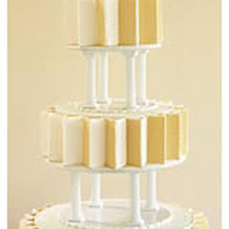 Separator Plate Cake Construction image number 0