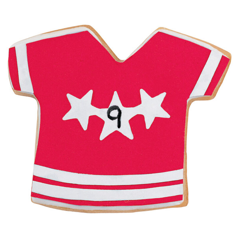 The Red Team Jersey Cookies image number 0