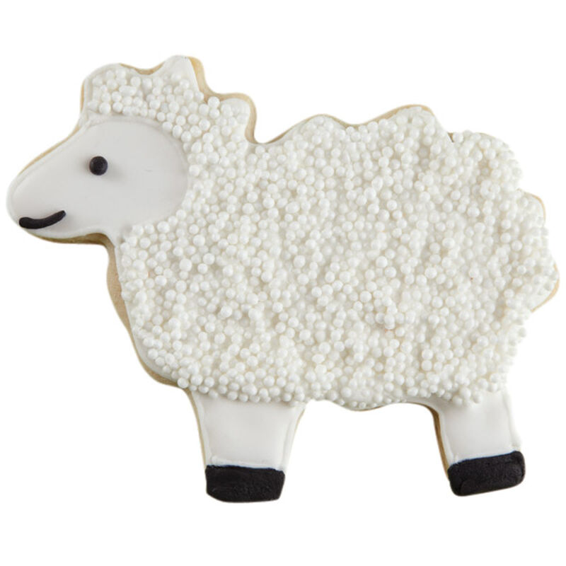 Loveable Lamb Easter Cookies image number 0