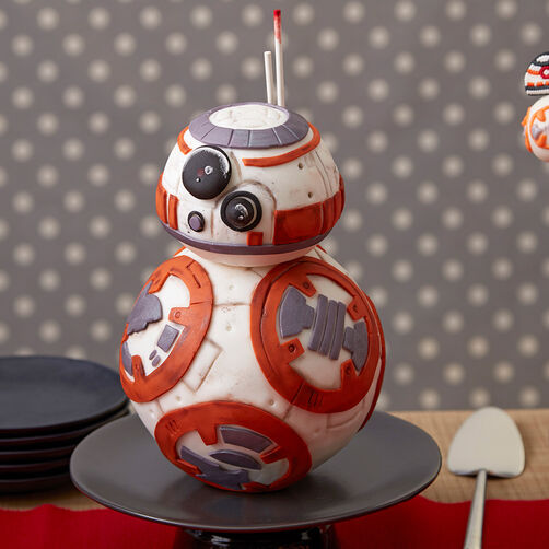 Star Wars Bb8 Cake Wilton