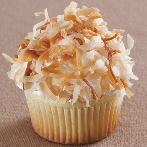 Coconut Fluff Icing