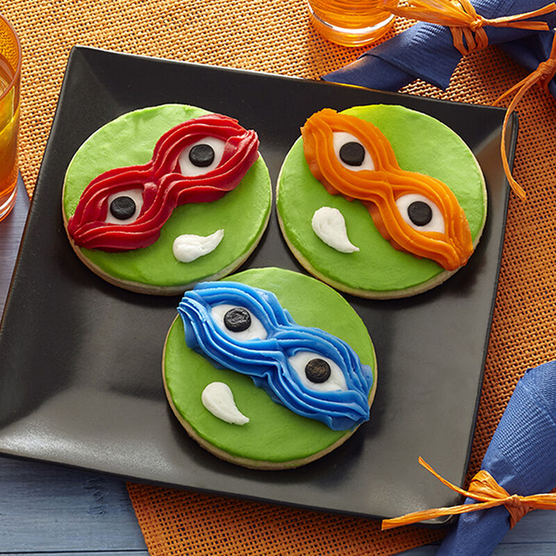 Teenage Mutant Ninja Turtles Cookies image number 0