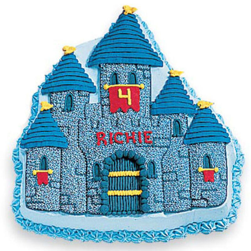 Prepare for Knighthood Castle Cake image number 0