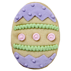 Eclectic Egg Cookie