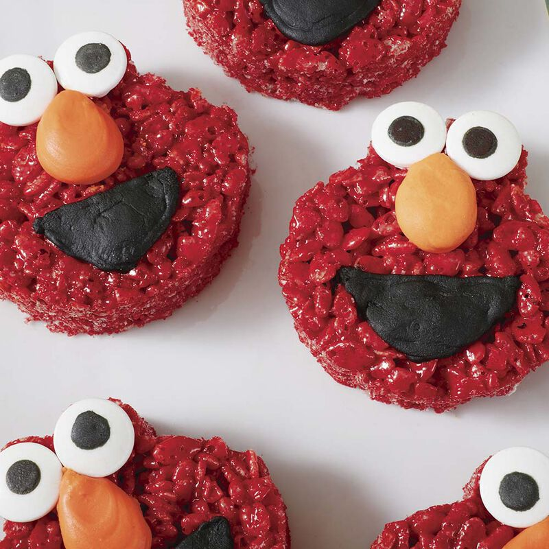 Cereal Treat Elmo Snack image number 1