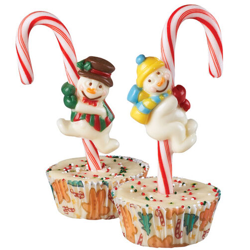 Candy Cane Characters