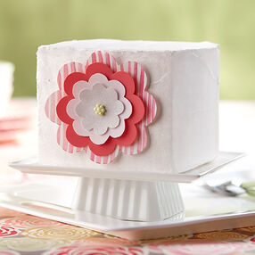 Blooming Beautifully Flower Cake