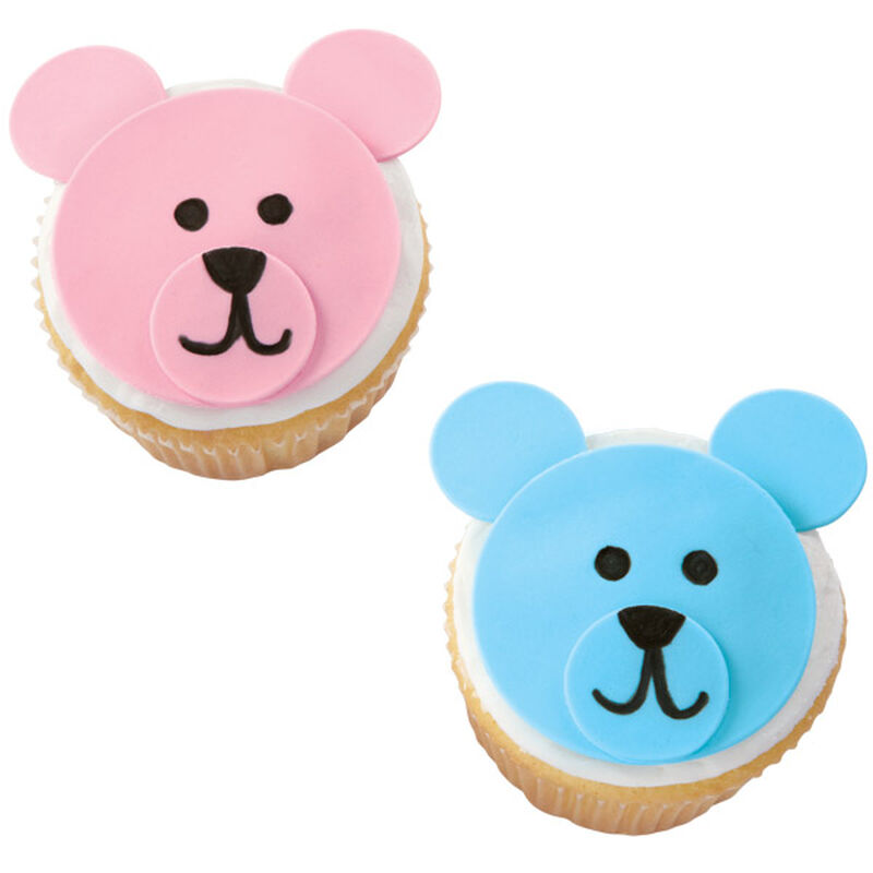 Baby Bear Cupcakes image number 0