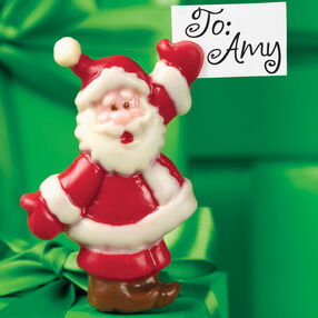 Santa's Personal Delivery Candy Gift Topper