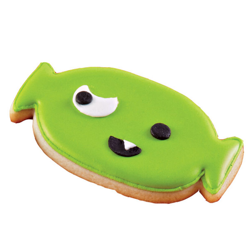 Here Comes a Green Monster Cookie! image number 0