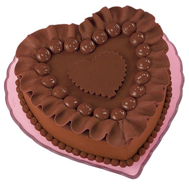Chocolate Can Charm Cake