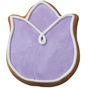 Tulip Cookie