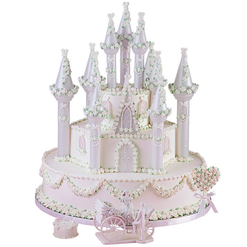 A Fairytale Romance Cake image number 0