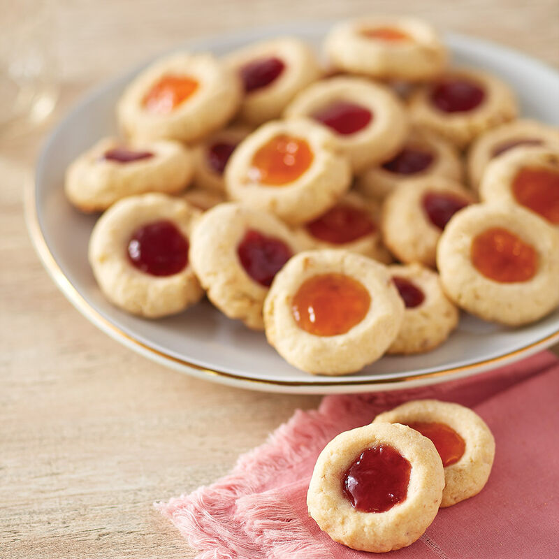 Thumbprint Cookies Recipe image number 0