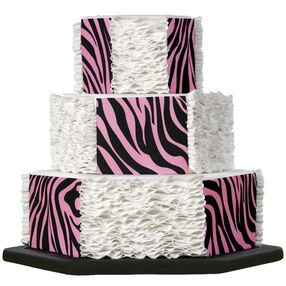 Thrills and Frills Cake