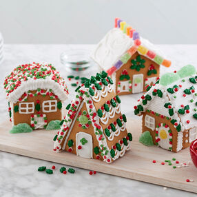 Holiday Fun Gingerbread Mini Village
