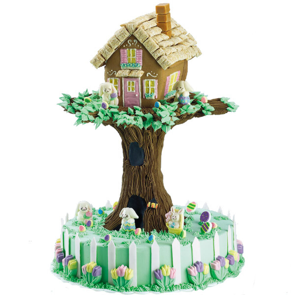 Christmas Tree Shop Connecticut: Hopping High-Rise Cake