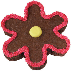 Bolder Blossoms Brownies