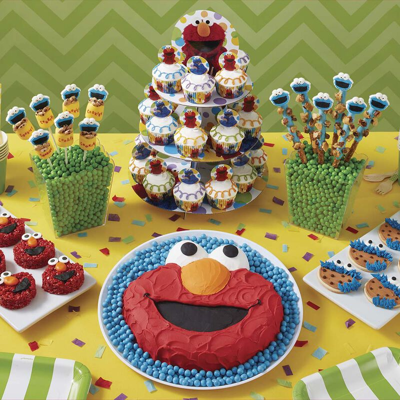 Simple & Fun Sesame Street Cupcakes image number 2