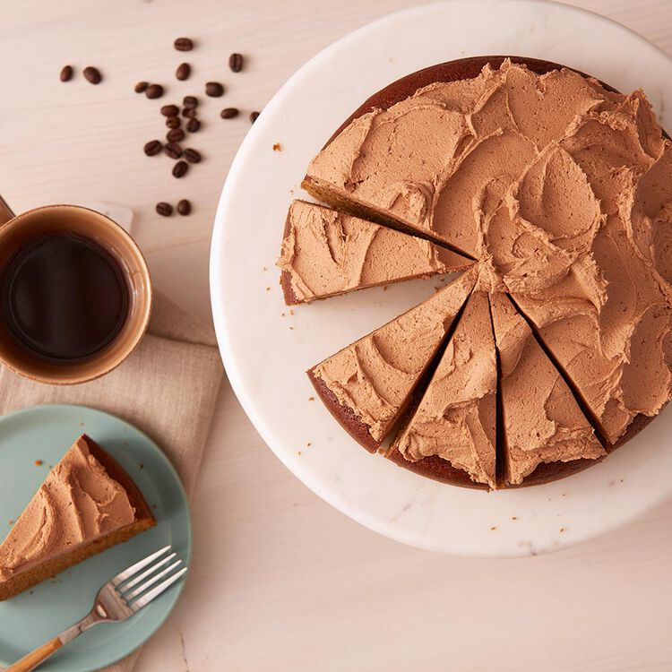 Rich Mocha Buttercream Frosting Recipe