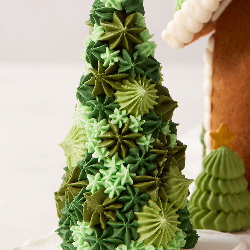 How to Make a Mixed Stars Cone Tree image number 0