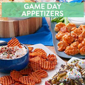Game Day Appetizers Class