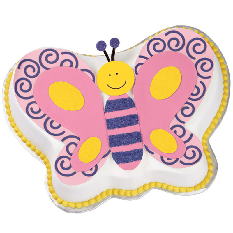 Butterfly Cake image number 0