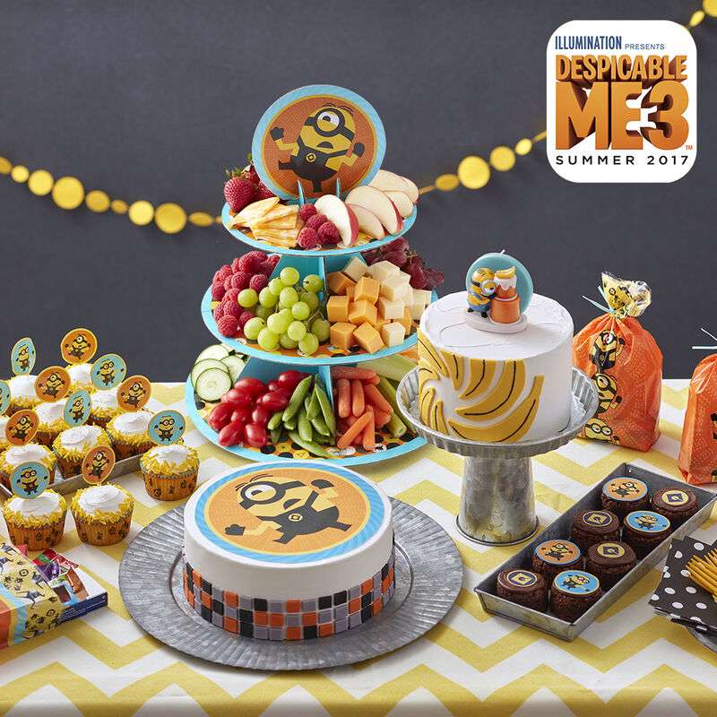 Despicable Me 3 Birthday Party image number 1