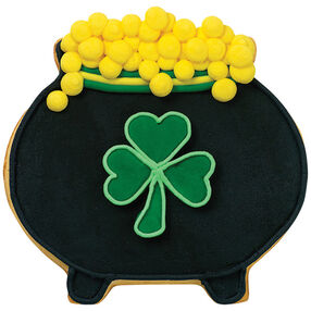 Pot of Gold Cookie