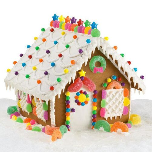 Welcome Home Gingerbread House