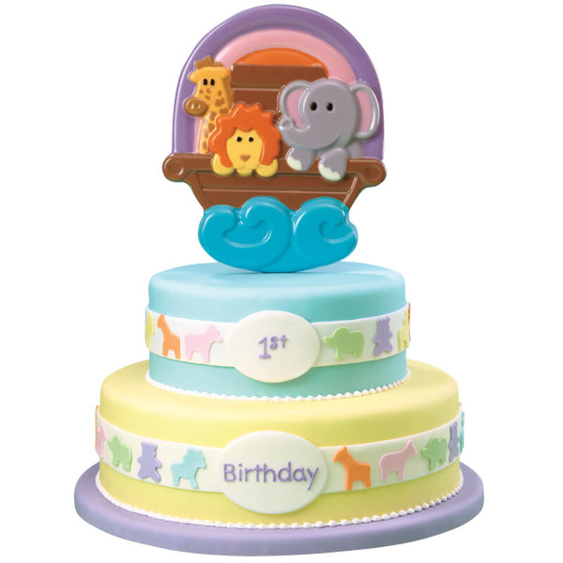 Baby's On Board! Cake image number 0