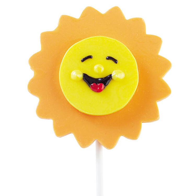 Bright Sunny Faces Candy