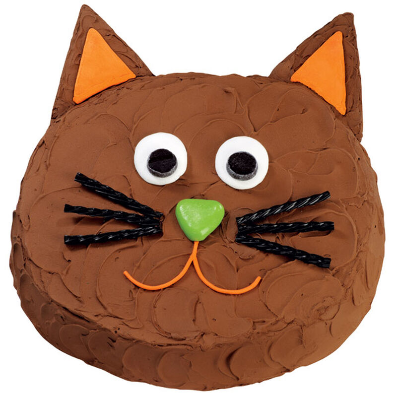Quick as a Cat Cake image number 0