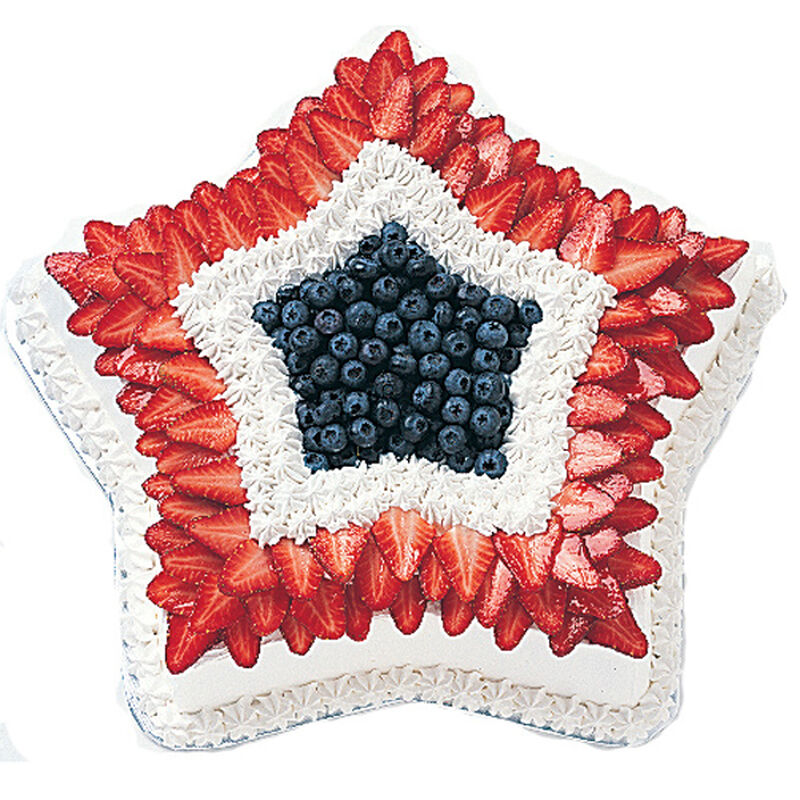 July 4th Cake image number 0
