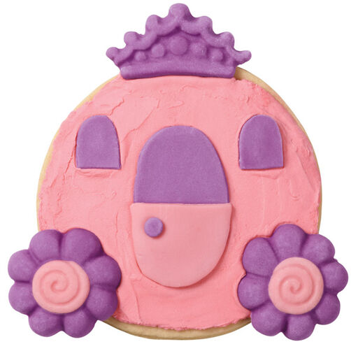 Her Majesty's Chariot Cookies