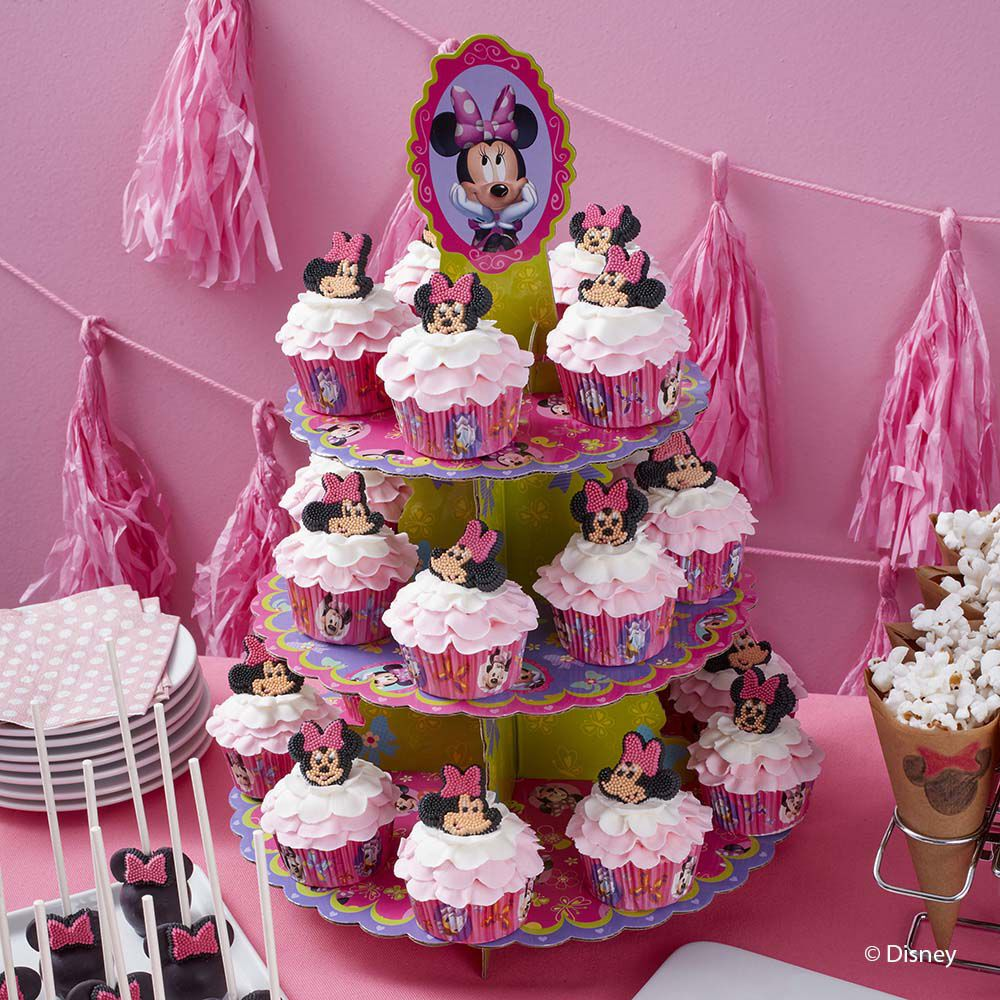 Minnie Mouse Cupcakes Cupcake Ideas Wilton