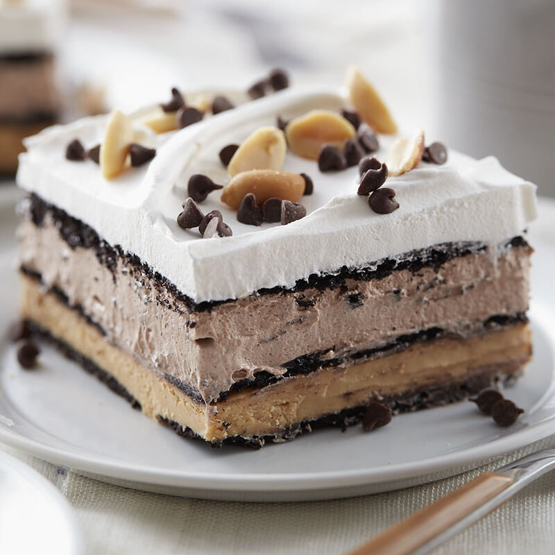 Chocolate and Peanut Butter Lasagna Recipe image number 0