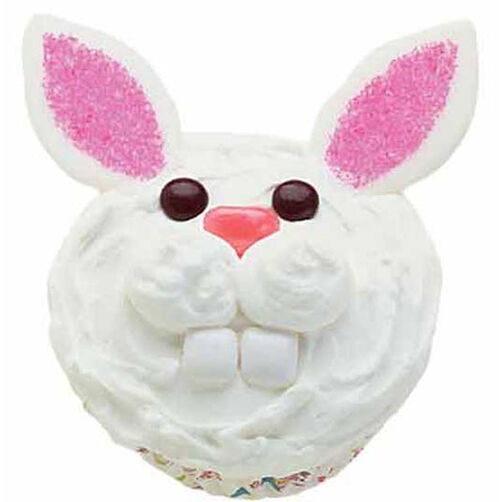 Sweet Tooth Bunny Cupcakes Wilton