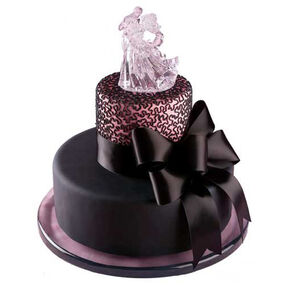Black Tie Affair Cake