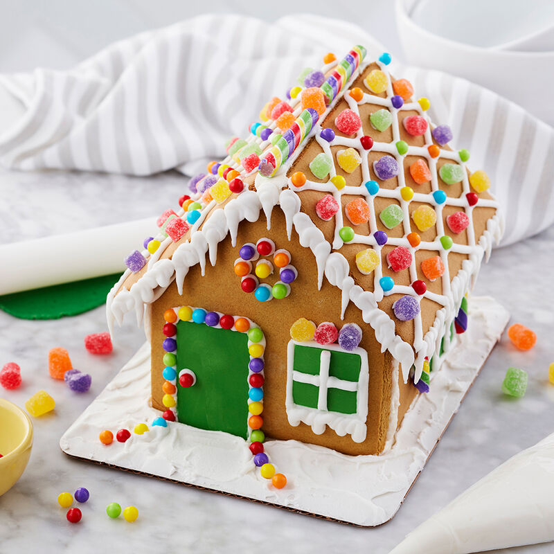 Spiced-Up Gingerbread House #1 image number 1