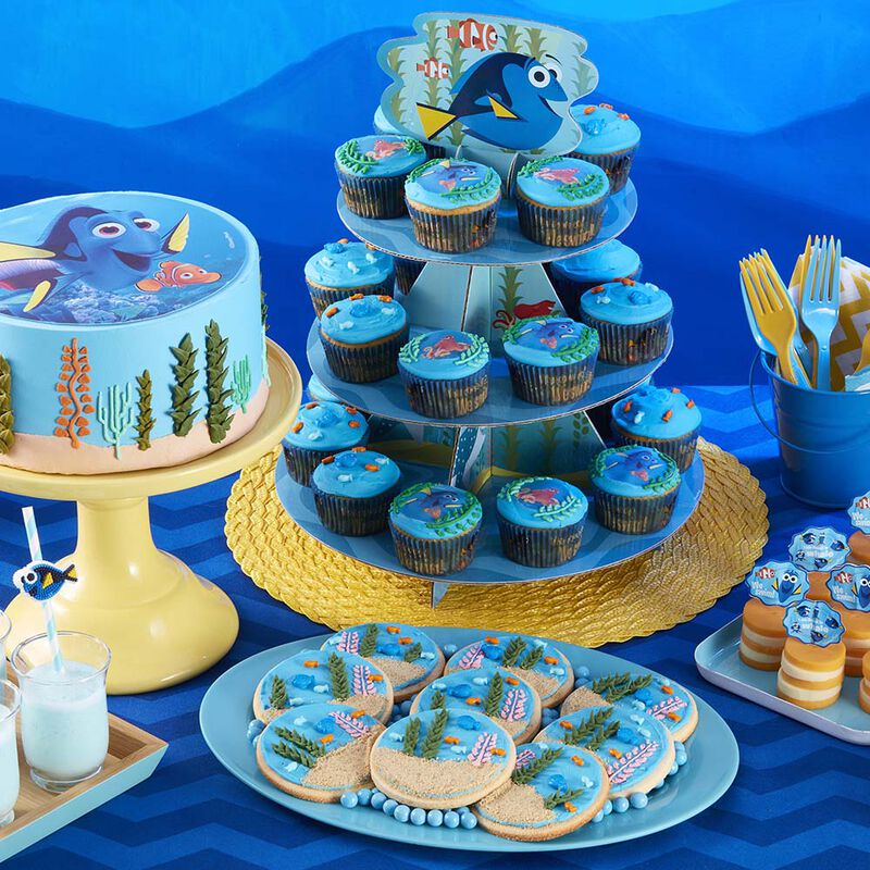 Wilton Finding Dory Cupcakes image number 2