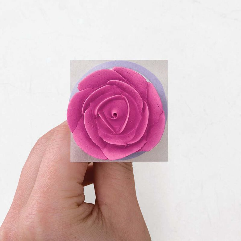How to Make Icing Roses image number 0