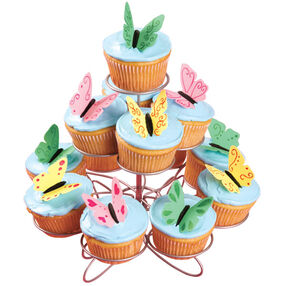 Cupcakes All Aflutter