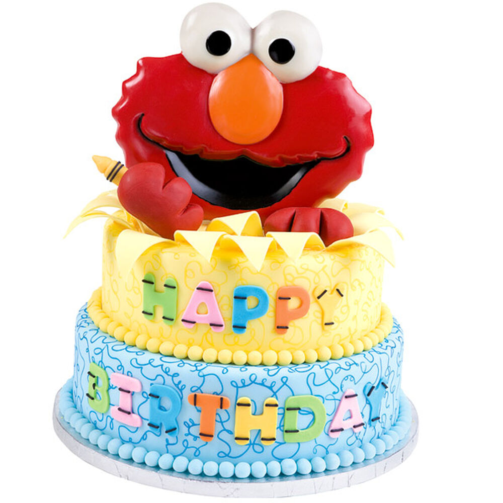 elmo birthday cake elmo birthday cake sesame cakes wilton 3882