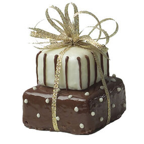 Gifts That Glitter Mini Cakes
