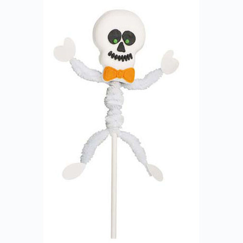 Silly Skeleton Cookie Pop image number 0