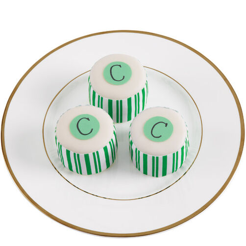 Petits Fours Go Green!