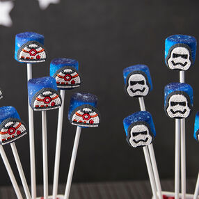 Star Wars Marshmallow Pops