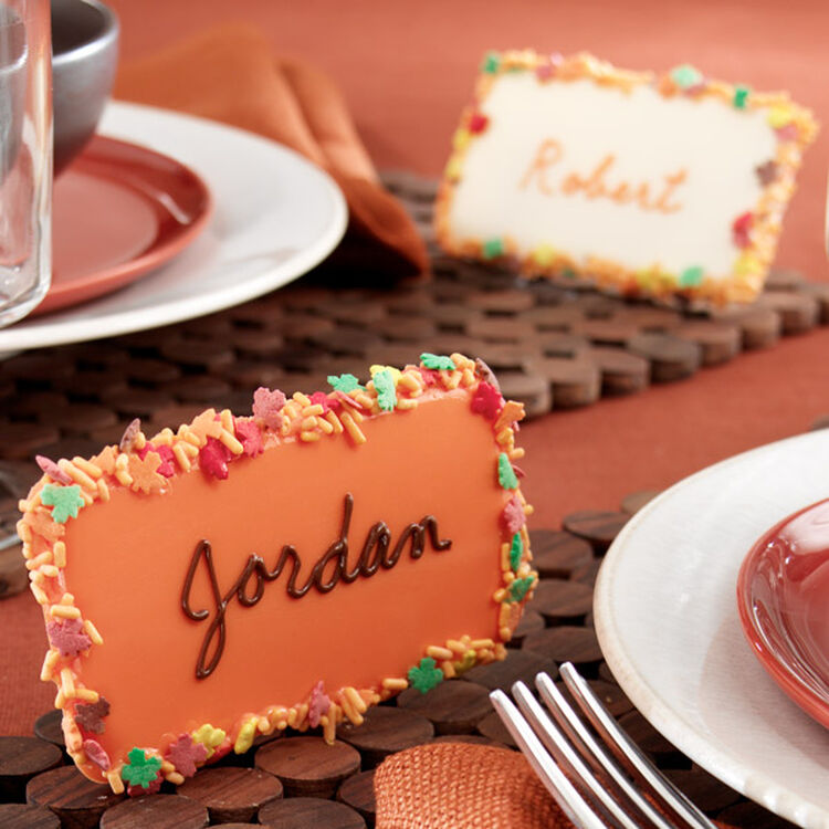 Thanksgiving Placecard Markers