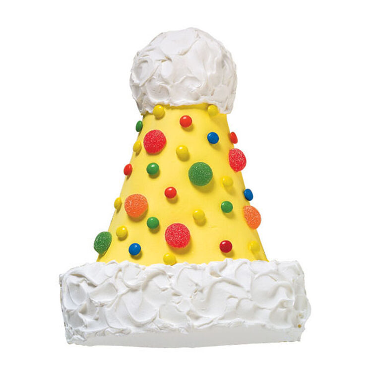 Party in Polka Dots Cake